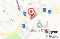 Схема проезда до компании Северо-Кавказский банк Сбербанка России в Татарке