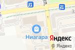Схема проезда до компании Магнит в Ставрополе