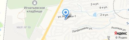 ILIVMEDIA на карте Ставрополя