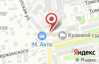 Схема проезда до компании Ленинский районный суд г. Ставрополя в Ставрополе