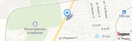 Граниты Украины на карте Ставрополя