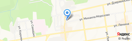 АвтоСтрахКонсалтинг на карте Ставрополя