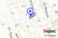 Схема проезда до компании МАГАЗИН ОХОТНИК-РЫБОЛОВ в Невинномысске