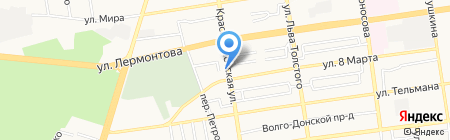 Вега на карте Ставрополя