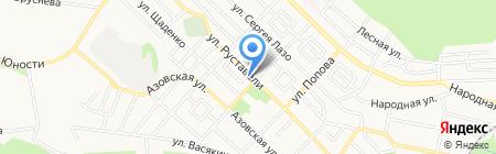 Новый дом на карте Ставрополя