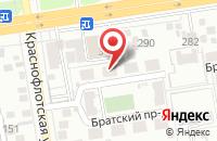 Схема проезда до компании Центр Реабилитации и Интеграции Инвалидов Войны в Ставрополе