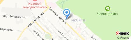 Домашний мастер на карте Ставрополя