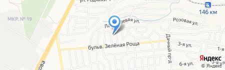 Центр независимой экспертизы на карте Ставрополя