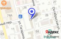 Схема проезда до компании РАДИОСТАНЦИЯ РАДИОКОНТАКТ в Невинномысске