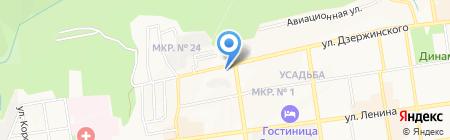 АВС Плюс на карте Ставрополя
