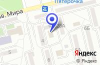 Схема проезда до компании ТЕЛЕКОМПАНИЯ ТЕЛЕТЕКСТ-1 в Невинномысске