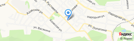 ЦветТочка на карте Ставрополя