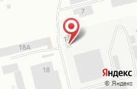 Схема проезда до компании Совлинк в Невинномысске