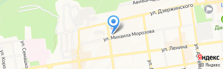 FASHION LOOK на карте Ставрополя