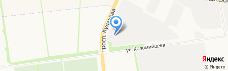 101 протектор на карте Ставрополя