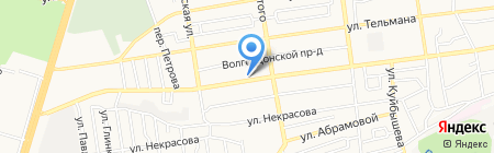 ПОЛ МИРА на карте Ставрополя