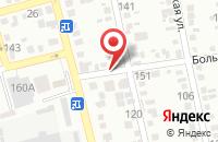 Схема проезда до компании Южный трубополимерный завод в Невинномысске