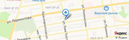 Торгово-производственная фирма на карте Ставрополя