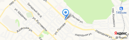 Производственная фирма на карте Ставрополя