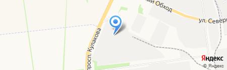 ИМПЭКС на карте Ставрополя
