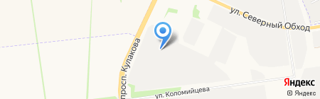 Трубосталькомплект на карте Ставрополя