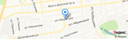 СтавТрансХолод на карте Ставрополя