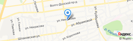 Медицинский кабинет на карте Ставрополя
