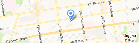 МГЭИ на карте Ставрополя