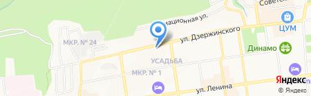 Peperoni на карте Ставрополя