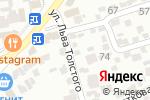 Схема проезда до компании Ставпечь в Ташле