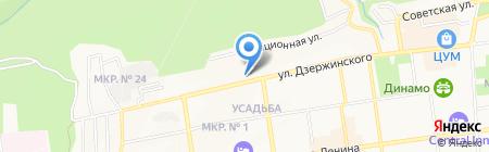 Magic Hair на карте Ставрополя