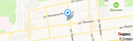 Промтехбезопасность на карте Ставрополя