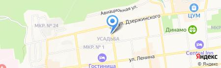 Центр Новых Медицинских Технологий на карте Ставрополя