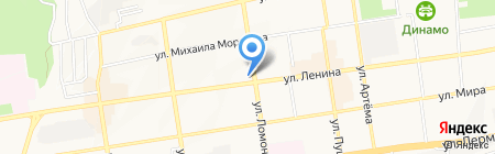 Мистер Слойкин на карте Ставрополя