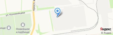 Завод СМС на карте Ставрополя