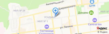 Coral Club International на карте Ставрополя