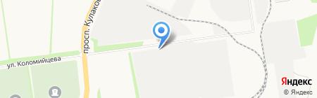 Машстройсервис на карте Ставрополя