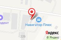Схема проезда до компании ЭНЕРГОПРОМ в Верхнерусском