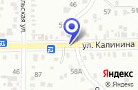 Схема проезда до компании ВИДЕОТЕХНИКИ МАГАЗИН АУДИО- ЭЛЕКТРОН в Невинномысске