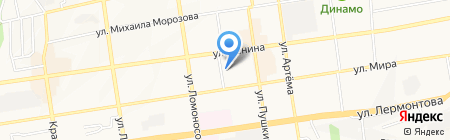 Cybercad на карте Ставрополя