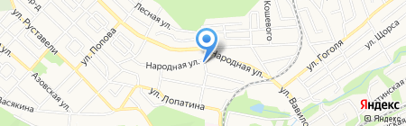 КитайАвто на карте Ставрополя