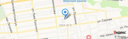 Государственная экспертиза в сфере строительства на карте Ставрополя
