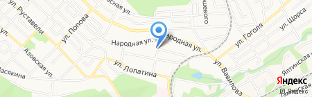 Krona Mebel на карте Ставрополя