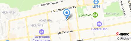 Mr.Chun на карте Ставрополя