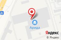 Схема проезда до компании ЗСМиК в Верхнерусском