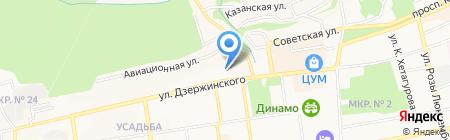 Россия 24 на карте Ставрополя