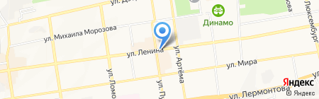 Горячая выпечка на карте Ставрополя