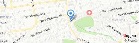 Н-СОФТ на карте Ставрополя