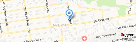 АгроВиста на карте Ставрополя