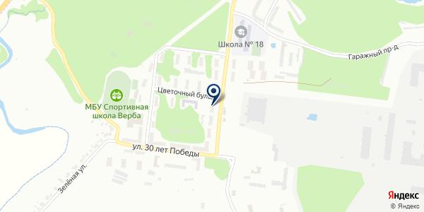 АПТЕКА № 67 МУРОМ-ФАРМАЦИЯ на карте Муроме